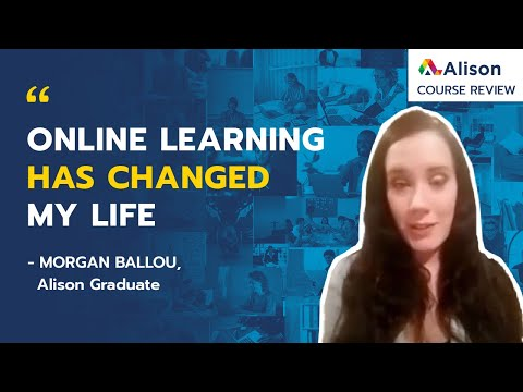 Alison's Free Online Courses are Worth It   Testimonial by Alison ...