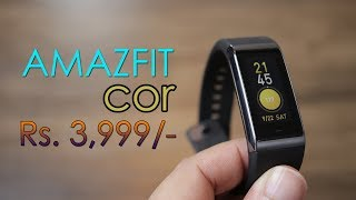 AmazfitCorreview-fitnessbandwithLCDcolortouchscreenforRs.3,999