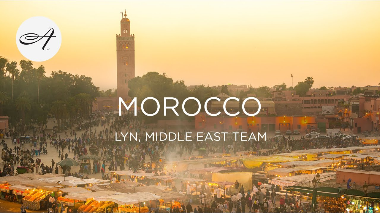 My travels in Morocco 2018