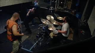 Video Blitzkrieg Boyz - Young, Dumb & Full Of Cum (Drum video live @Ba