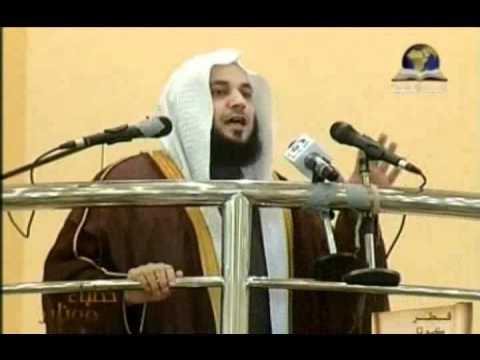 الشيخ خالد البكر & قصة موسي عليه السلام ..2