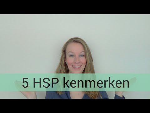 HSP kenmerken: de 5 belangrijkste kenmerken van hoogsensitieve personen