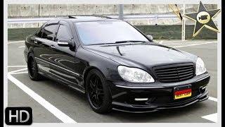 Мерседес Бенз / Mercedes Benz AMG Brabus W220 / Авто