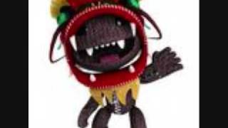 Little big planet kinky cornman