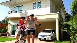 예준이와 태국 치앙마이 집을 소개합니다~ 치앙마이 살아보기 무반 월세 숙소 태국 여행 VLOG THAILand Chiang Mai House Tour