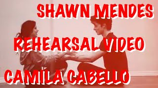 """Shawn Mendes & Camila Cabello   """"Señorita"""" Rehearsal Video _ Reactions   THEY ARE SO CUTE TOGETHER !"""