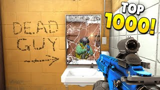 TOP 1000 FUNNIEST FAILS IN RAINBOW SIX SIEGE