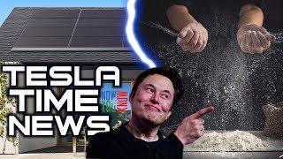 Tesla Time News - Rent Tesla Solar & Food Out of Thin Air???