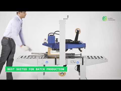 PACKRIGHT Standard Carton Sealing Machine