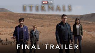 Sinopsis The Eternals: Film Garapan Marvel tentang Ras Alien Kuno yang Melindungi Manusia