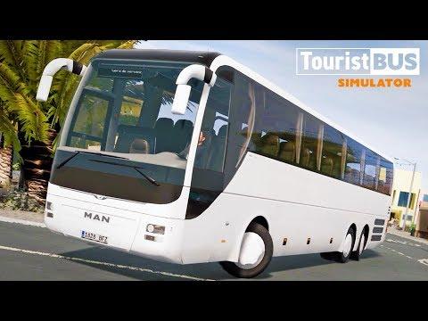 Tourist Bus Simulator #1 – First Look!