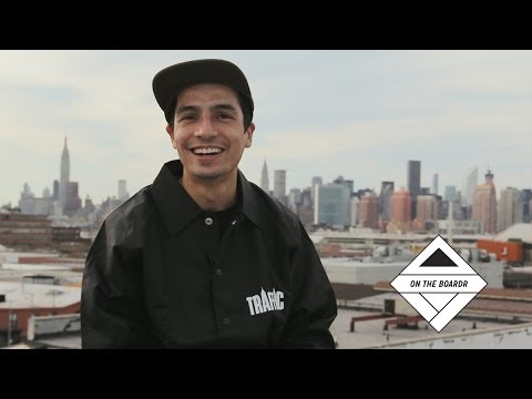 Yonnie Cruz on The Boardr: Static IV, GX1000 Plans, and More