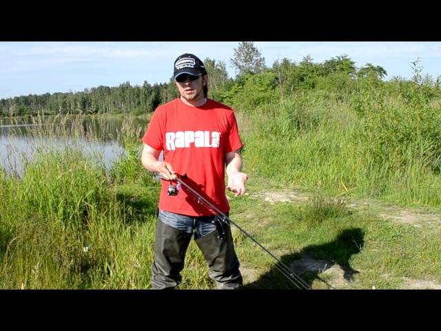 Видео Shimano Catana