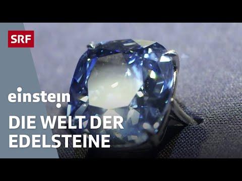 Edelsteine und Diamanten: Was die Steine so wertvoll macht - Einstein vom 21. Januar 16