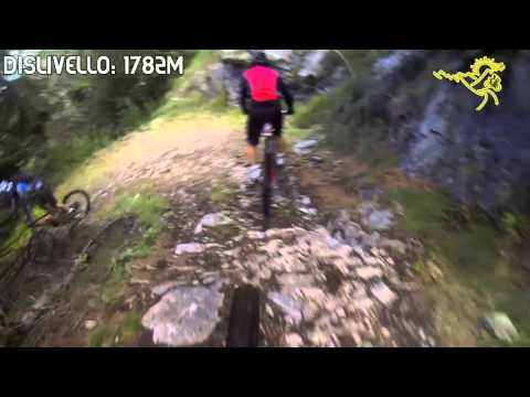Valtellina MTB: Monte Padrio MTB Downhill
