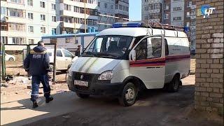 Оперативные службы Великого Новгорода вновь были подняты по тревоге