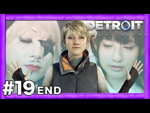#19END【アドベンチャー】 ゴー☆ジャスの「Detroit: Become Human」【GameMarket】