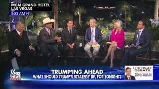 Phillip Before Trump and Clinton's Final Debate   FOX News