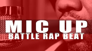 [FREE] Best Freestyle Battle Rap x Hip Hop Beat 2016 - Mic Up [Hood2Handle]