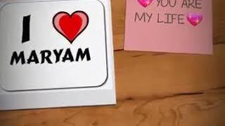 maryam name song - मुफ्त ऑनलाइन वीडियो