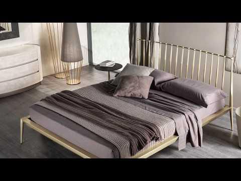Montaggio del letto Urbino - Cantori