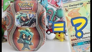 Marshadow  - (Pokémon) - Opening A New Pokemon Marshadow GX Tin