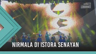Nirmala bergema di Istora Senayan ketika konsert Siti Nurhaliza on Tour.