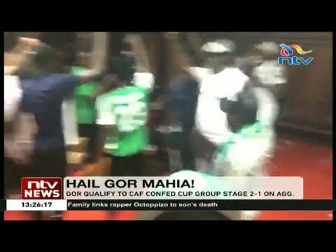 Gor Mahia qualify to CAF confederation cup group stage