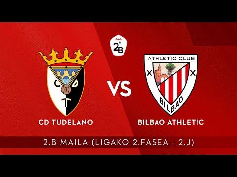 🔴 LIVE | CD Tudelano vs Bilbao Athletic | 2.B 2020-21 I Ligako 2.Fasea – 2.J