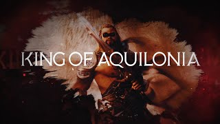 AGE OF FIRE - King of Aquilonia