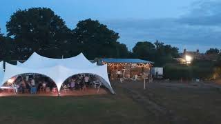 Gerrard & Corrine's Festival Wedding