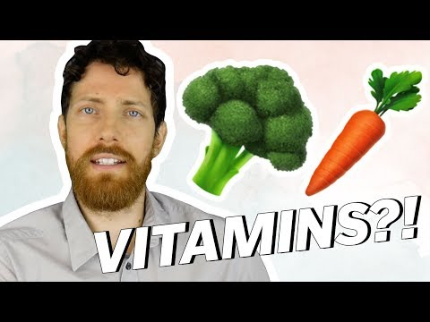 , title : 'Do You REALLY Need Vitamins On A Vegan Diet?   LIVEKINDLY