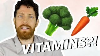 Do You REALLY Need Vitamins On A Vegan Diet? | LIVEKINDLY