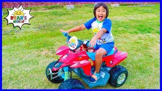 Ryan Ride On Car 12V ATV Vehicle And Scooters!!!!!