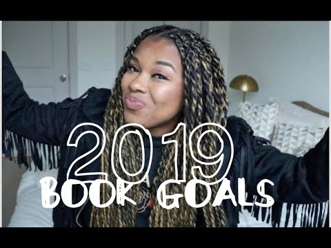 Reading Goals 2019 | 2019 Book GOALS