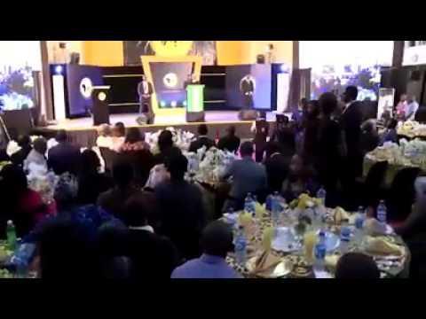Comedy on president Buhari