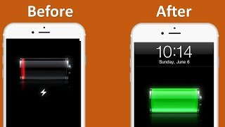 6 important Battery Saving Settings for iphone Users | iphone battery problem thik kaise kare
