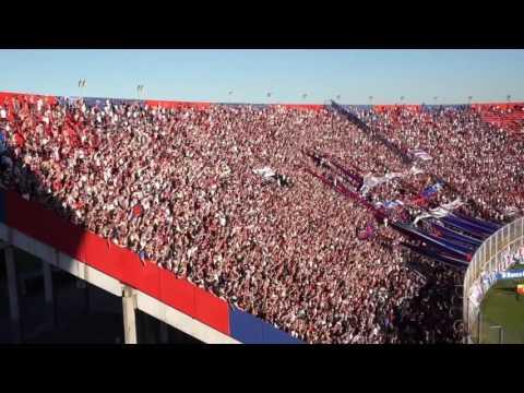 """San Lorenzo - Huracan 2:0 - 06.11.2016"" Barra: La Gloriosa Butteler • Club: San Lorenzo"