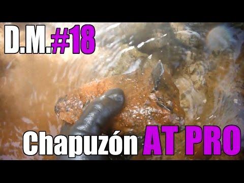 Chapuzón con el detector de metales Garrett AT PRO River Treasures - Detección Metálica ep. 18