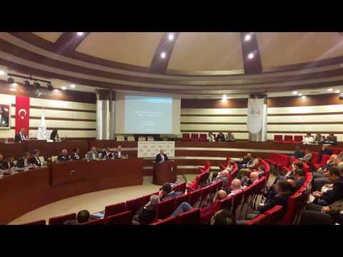 Antalya Ticaret ve Sanayi Odası Meclisi yapıldı