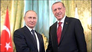 """Путин и Эрдоган открывают морской участок """"Турецкого потока"""". Прямая трансляция"""