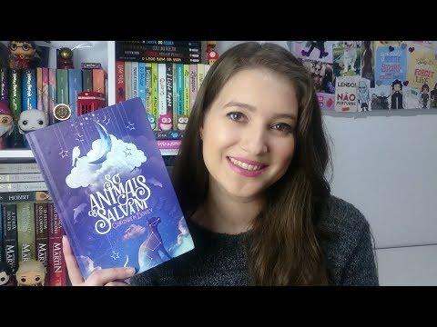 SÓ OS ANIMAIS SALVAM | RESENHA | Patricia Lima