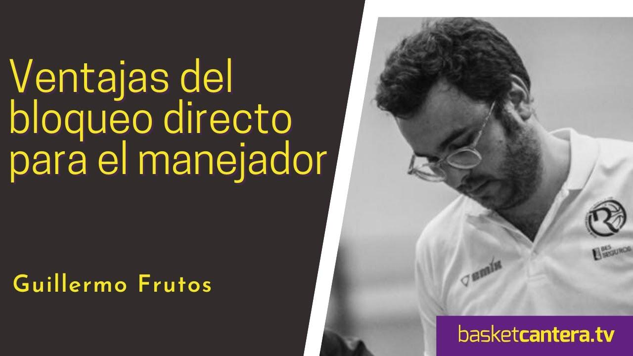 #FORMACIÓN. Análisis Táctico: VENTAJAS DEL BLOQUEO DIRECTO PARA EL MANEJADOR.- Por GUILLERMO FUTOS