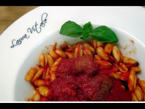 Italian Sunday Sauce – Recipe by Laura Vitale – Laura in the Kitchen Episode 164