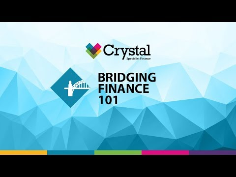 Crystal Specialist Finance's Guide to Bridging Finance
