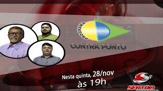 CONTRA PONTO COM ERIVALDO VIEIRA, KENNEDY E LÉO ABREU
