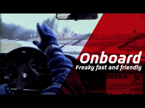 What racing looked like in the 90s | Nordschleife Onboard