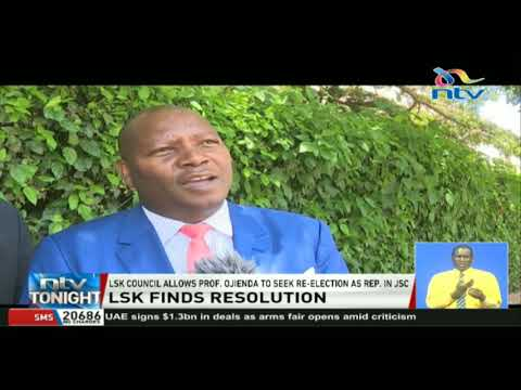 LSK Council allows Prof. Tom Ojienda to seek re-election