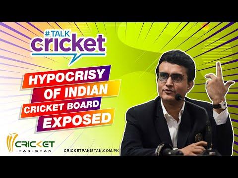 Hypocrisy of Indian Cricket Board exposed