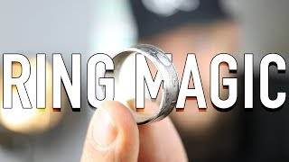 Make A RING APPEAR At Your FINGERTIPS!   Magic Trick